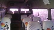 Перевозка пассажиров на личном автотранспорте Мерседес Спринтер  15 пм